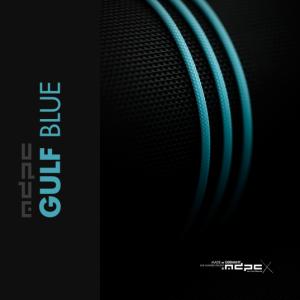 MDPC-X Sleeve XTC - Gulf-Blue, 1m - Kék (SL-XTC-GU)