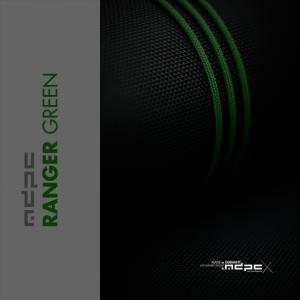 MDPC-X Sleeve XTC - Ranger-Green, 1m - Zöld (SL-XTC-RG)
