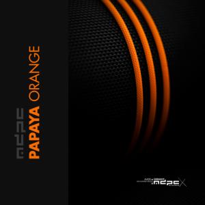 MDPC-X Sleeve XTC - Papaya-Orange, 1m - Narancs (SL-XTC-PO)