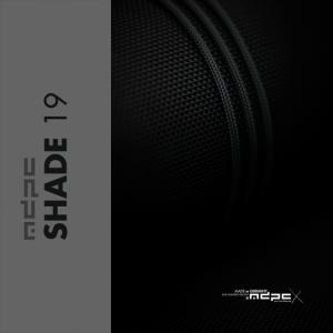MDPC-X Sleeve XTC - Shade-19, 1m - antracit (SL-XTC-SH)