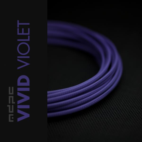MDPC-X Sleeve Small - Vivid-Violet, 1m - Lila (SL-S-VV)