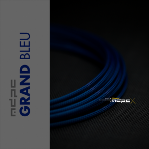 MDPC-X Sleeve Small - Grand-Bleu, 1m - Kék (SL-S-GB)