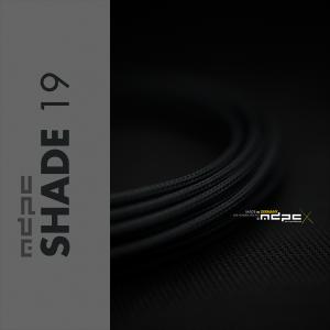 MDPC-X Sleeve Small - Shade-19, 1m - Fekete (SL-S-SH)