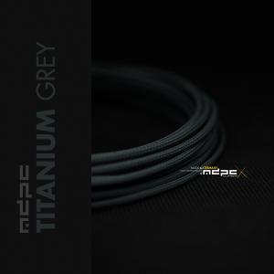 MDPC-X Sleeve Small - Titanium Grey MK2, 1m - Szürke (SL-S-TI)