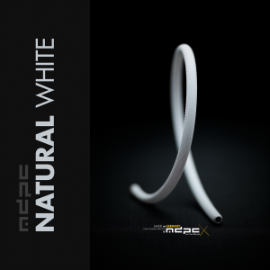 MDPC-X Sleeve Medium - Natural-White, 1m - Fehér (SL-SA-NW)