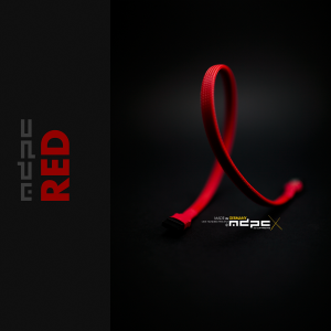 MDPC-X Sleeve Medium - Piros 1m(SL-SA-RD)