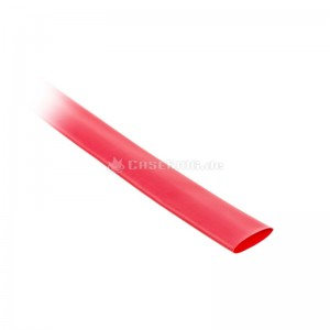 MDPC-X Zsugorcső 3,4:1 SATA - Piros, 0,35m(HS-SA-RD)