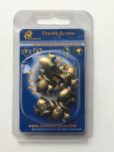 Theme Screw Gladiator csavarkészlet (bronz)
