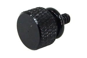 Aquatuning - Számítógépház csavar Fekete 1 db