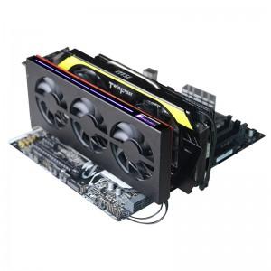 Jonsbo VF-1 Black RGB VGA hűtés /VF-1/