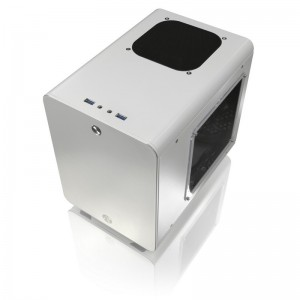 RAIJINTEK Metis Plus Mini-ITX - fehér - Window (0R200061)
