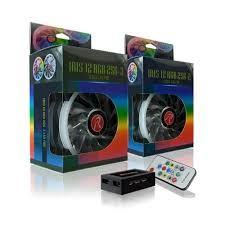 Raijintek IRIS 14 Rainbow RGB LED Set + Controller (0R400049)