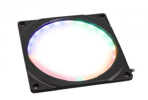 PHANTEKS Halos 140mm- keret, RGB-LED - fekete (PH-FF140RGBP_BK01)