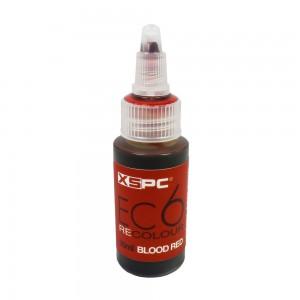 XSPC EC6 ReColour Dye, Blood Red - 30ml(5060175589392)