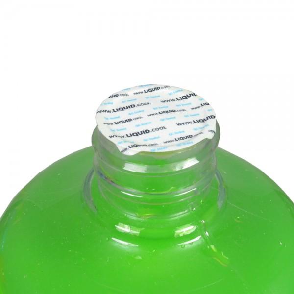 Liquid.cool CFX Pre Mix Opaque Performance Coolant - 1000ml - Vivid Green /LC-CFX1000-VG/