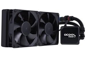 Alphacool Eisbaer LT 240 CPU - Fekete /11445/
