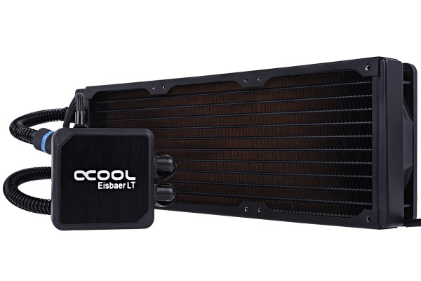 Alphacool Eisbaer LT 360 CPU - Fekete /11446/