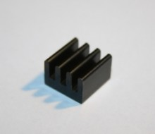 EKL ram/mosfet cooler mini 12x12x8mm 1 db