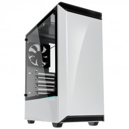 PHANTEKS Eclipse P300 Midi-Tower, Tempered Glass - fehér(PH-EC300PTG_WT)