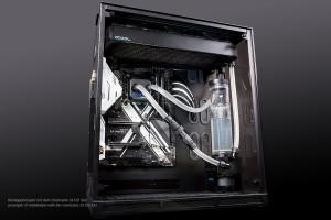 Alphacool Eissturm Hurricane Copper 45 3x140mm - Komplettszet /11470/