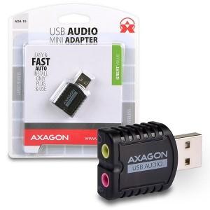 AXAGON ADA-10 USB Mini Audio (ADA-10)