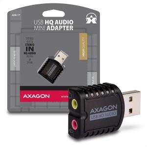 AXAGON ADA-17 USB HQ Mini Audio (ADA-17)