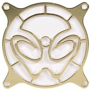 Ventilátor rács Butterfly gold 80mm /FG80BFG/