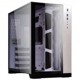 Lian Li PC-O11 Dynamic Midi-Tower, Tempered Glass - fehér (PC-O11DW)