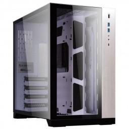 Lian Li PC-O11 Dynamic Midi-Tower, Tempered Glass - fehér (PC-O11DW)