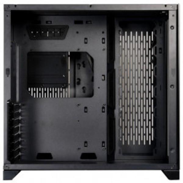 Lian Li PC-O11 Dynamic Midi-Tower, Tempered Glass - fekete (PC-O11DX)