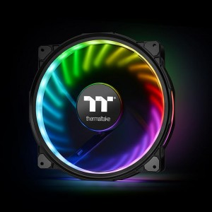 Thermaltake Riing Plus 20 LED RGB Case Fan TT Premium Edition ventilátor (CL-F070-PL20SW-A)