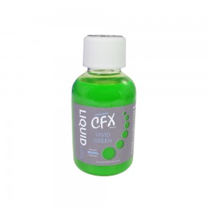 Liquid.cool CFX Concentrated Opaque Performance Coolant - 150ml - Vivid Green /LC-CFX150-VG/