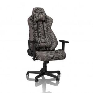 Nitro Concepts S300 Gamer szék - Urban Camo (NC-S300-UC)