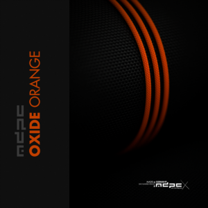 MDPC-X Sleeve XTC - Oxide-Orange, 1m (SL-XTC-OO)