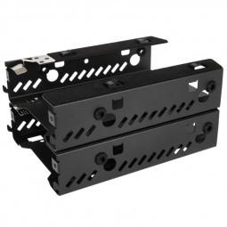 PHANTEKS  HDD rögzítő keret, 2x 3,5 hüvelyk, egymásra rakható /PH-HDDKT_03/