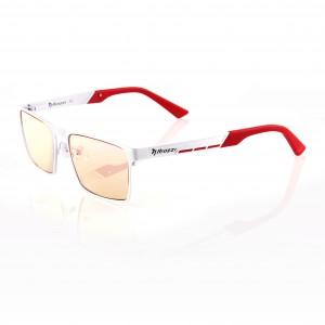 Arozzi Gaming Visione VX-800 White/Red szemüveg - VX800-1