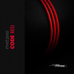 MDPC-X Sleeve XTC - Code-Red, 1m (SL-XTC-CR)
