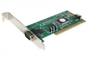 I/O bõvítõkártya Párhuzamos 1port PCI
