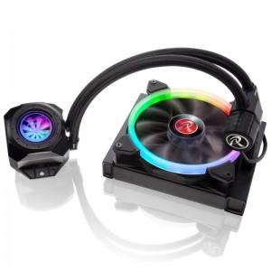 Raijintek Orcus RGB Rainbow kompakt vízhűtés - 140mm (0R10B00090)