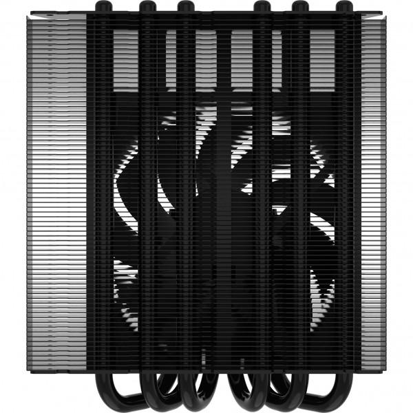 Alpenföhn Black Ridge ITX CPU-hűtő - 120mm (84000000156)