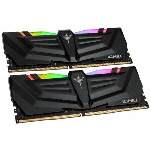 INNO3D iChill Memory DDR4 16GB PC 4000 CL19 KIT (2x8GB) iCHILL RGB AURA - RCX2-16G4000A