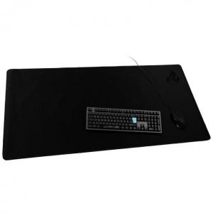 Nitro Concepts Deskmat DM12, 1200x600mm - fekete (NC-GP-MP-003)