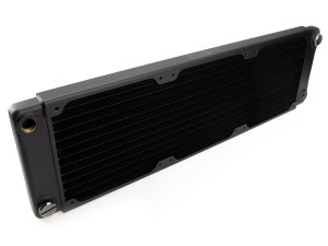 XSPC TX360 Crossflow Ultrathin Radiator - 360mm (5060596650619)