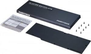 PHANTEKS RTX 2080/2080 Ti Founders Edition hátlap fekete (PH-GB2080TiFEBP_BK01)