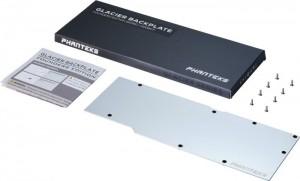 PHANTEKS RTX 2080/2080 Ti Founders Edition hátlap - chrom (PH-GB2080TiFEBP_CR01)