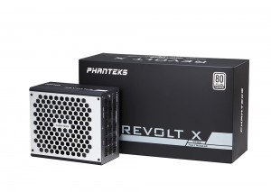 PHANTEKS Revolt X 80+ Platinum, moduláris - 1000 Watt (PH-P1000PS_EU)