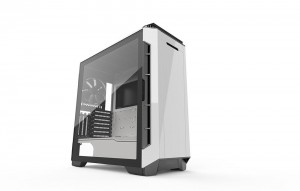PHANTEKS Eclipse P600S Silent Midi-Tower, Tempered Glass - fehér (PH-EC600PSTG_WT01)