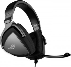 ASUS ROG Delta Core Gaming Stereo Gaming Headset (90YH00Z1-B1UA00)