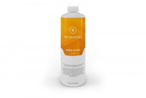 EKWB EK-CryoFuel Amber Orange (Premix 1000mL) (3831109810408)