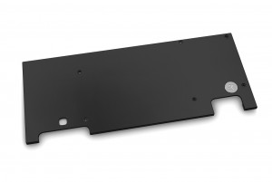 EKWB EK-Vector Strix RTX 2080 Ti Backplate - Black (3831109814970)